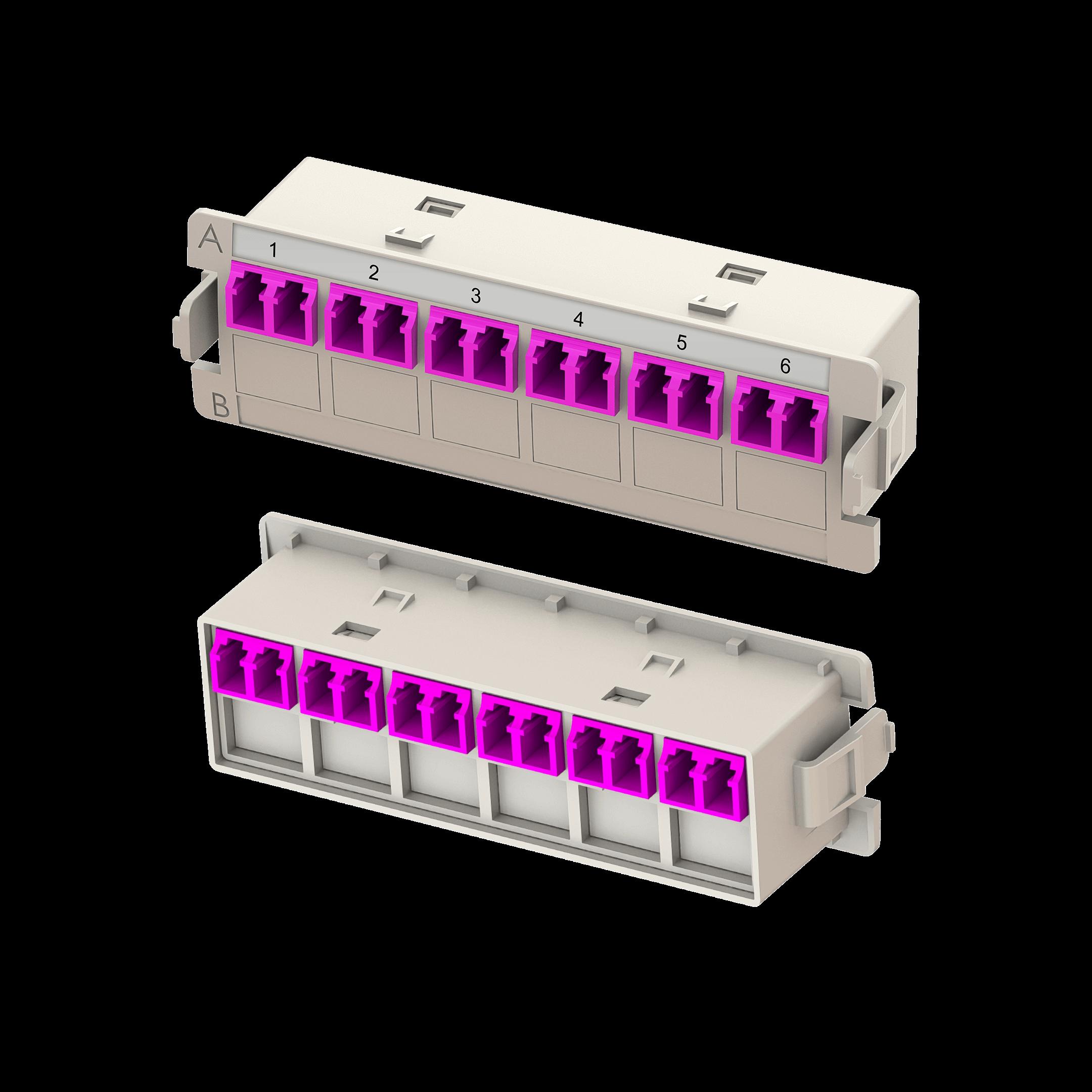 Samm Teknoloji - HD LC Adaptör Modülü | 12 LC (1)