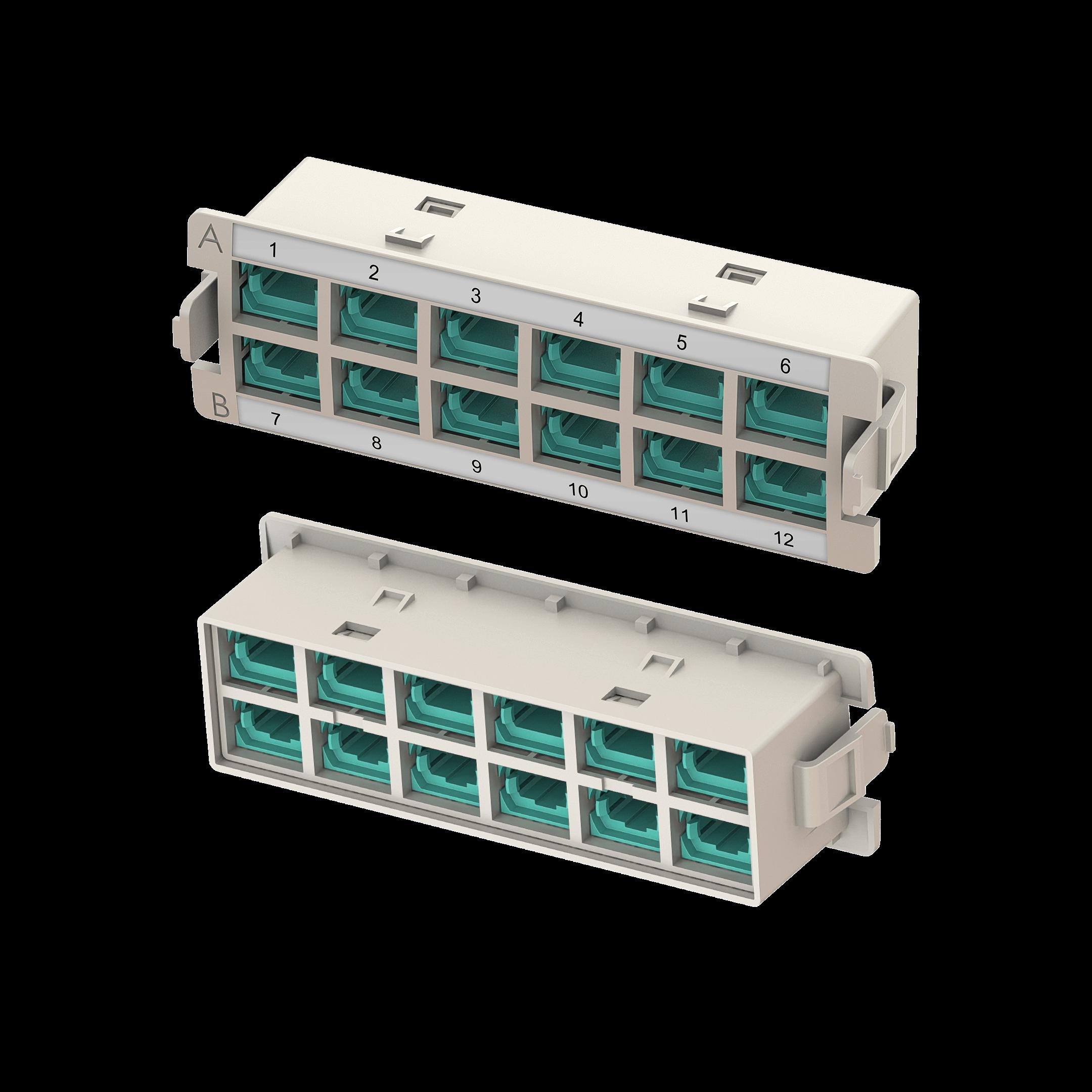 Samm Teknoloji - HD MTP Adaptör Modülü | 12 MTP