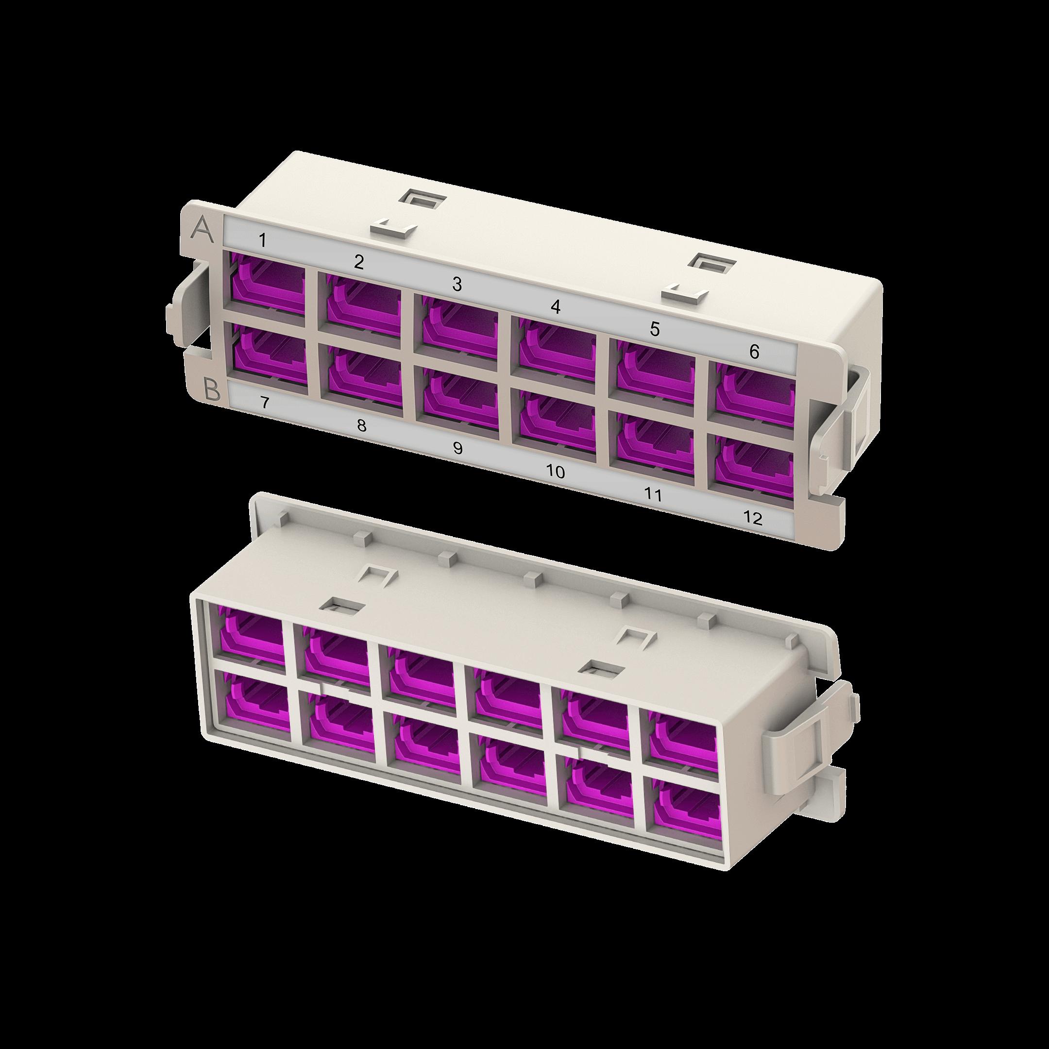 Samm Teknoloji - HD MTP Adaptör Modülü | 12 MTP (1)