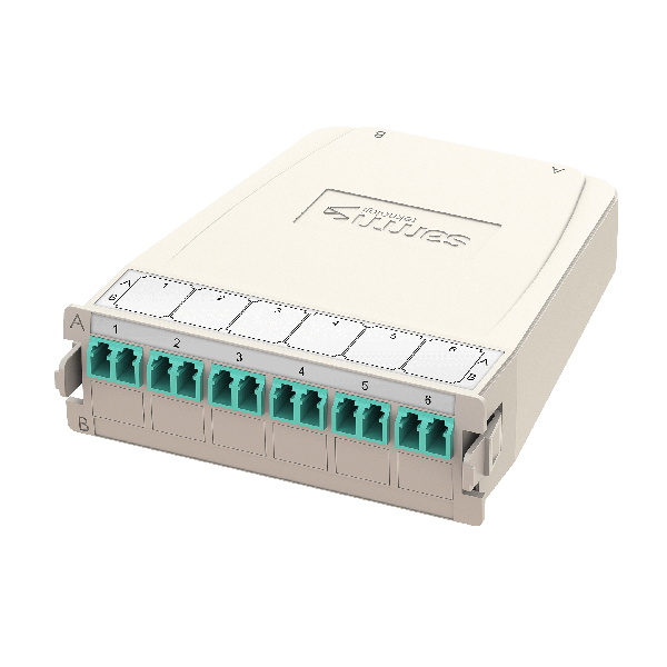 Samm Teknoloji - HD MTP-LC Conversion Cassette   OM3   1xBase-12