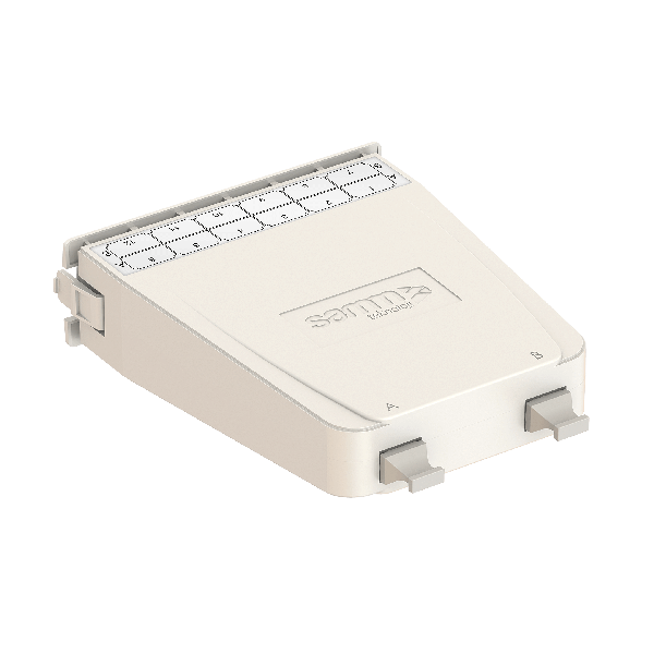Samm Teknoloji - HD MTP-LC Conversion Cassette   OM3   2xBase-12 (1)