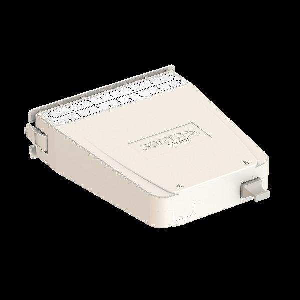 Samm Teknoloji - HD MTP-LC Conversion Cassette   OM4   1xBase-24 (1)