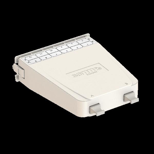 Samm Teknoloji - HD MTP-LC Conversion Cassette   OM4   2xBase-12 (1)