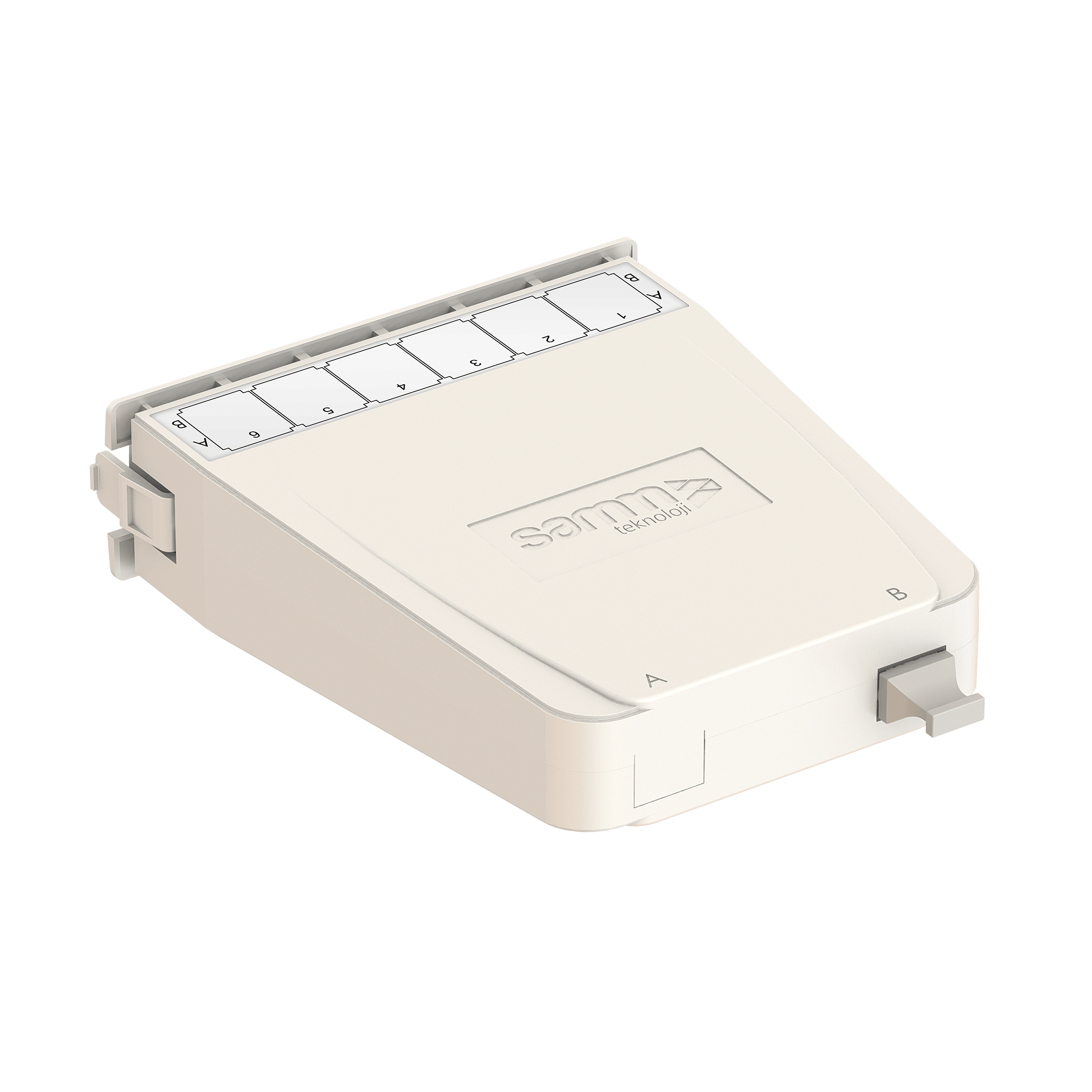 Samm Teknoloji - HD MTP-LC Dönüşüm Kaseti | OM4 | 1xBase-12 (1)