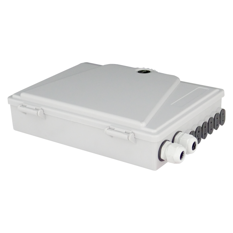 Samm Teknoloji - Indoor Termination Box   12 Patch 12 Fibers 12 Ports