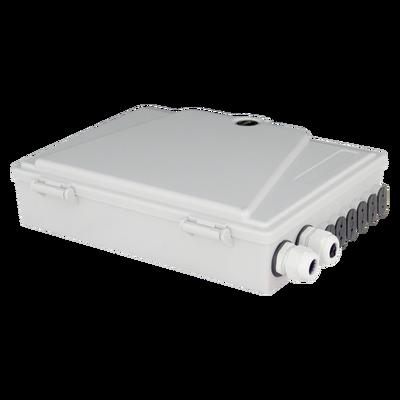 Samm Teknoloji - Indoor Termination Box | 12 Patch 12 Fibers 12 Ports