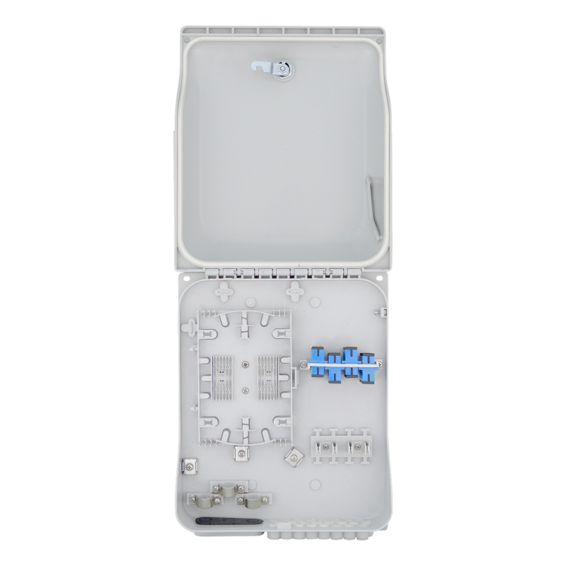 Samm Teknoloji - Indoor Termination Box   24 Patch 96 Fibers 24 Ports (1)