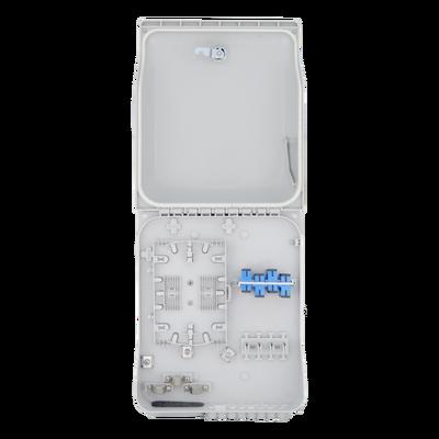 Samm Teknoloji - Indoor Termination Box | 24 Patch 96 Fibers 24 Ports (1)