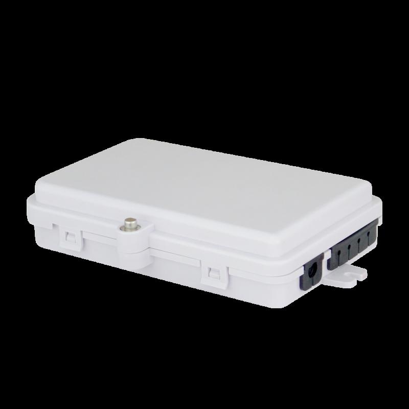Samm Teknoloji - Indoor Termination Box   4 Patch 4 Fibers 4 Ports