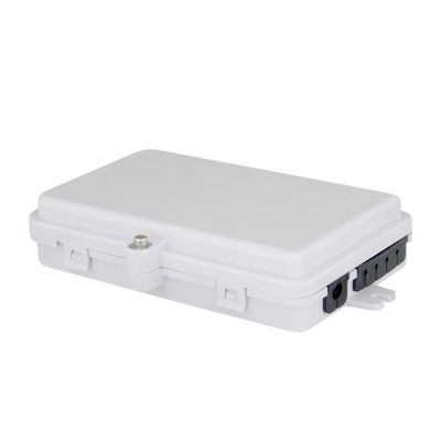 Samm Teknoloji - Indoor Termination Box | 4 Patch 4 Fibers 4 Ports