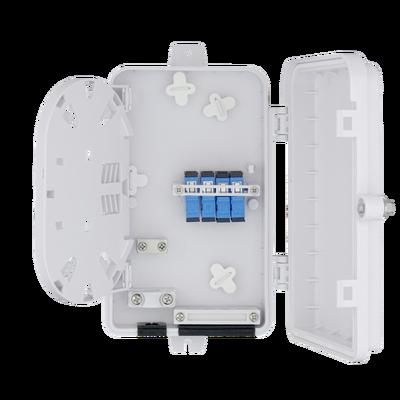 Samm Teknoloji - Indoor Termination Box | 4 Patch 4 Fibers 4 Ports (1)