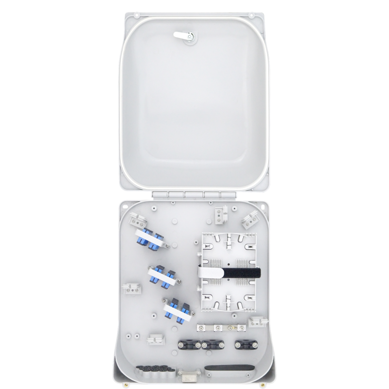 Samm Teknoloji - Indoor Termination Box   48 Patch 144 Fibers 48 Ports (1)