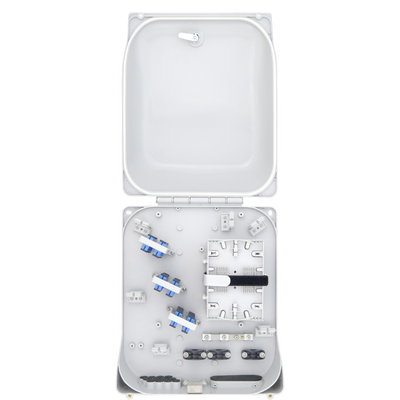 Samm Teknoloji - Indoor Termination Box | 48 Patch 144 Fibers 48 Ports (1)