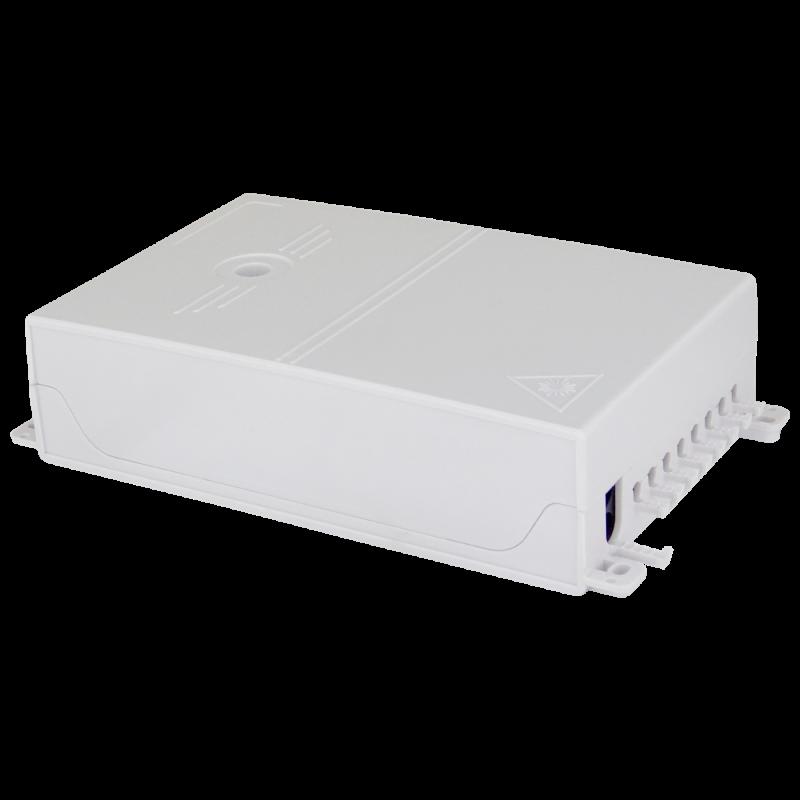 Samm Teknoloji - Indoor Termination Box | 8 Patch 48 Fibers 8 Ports