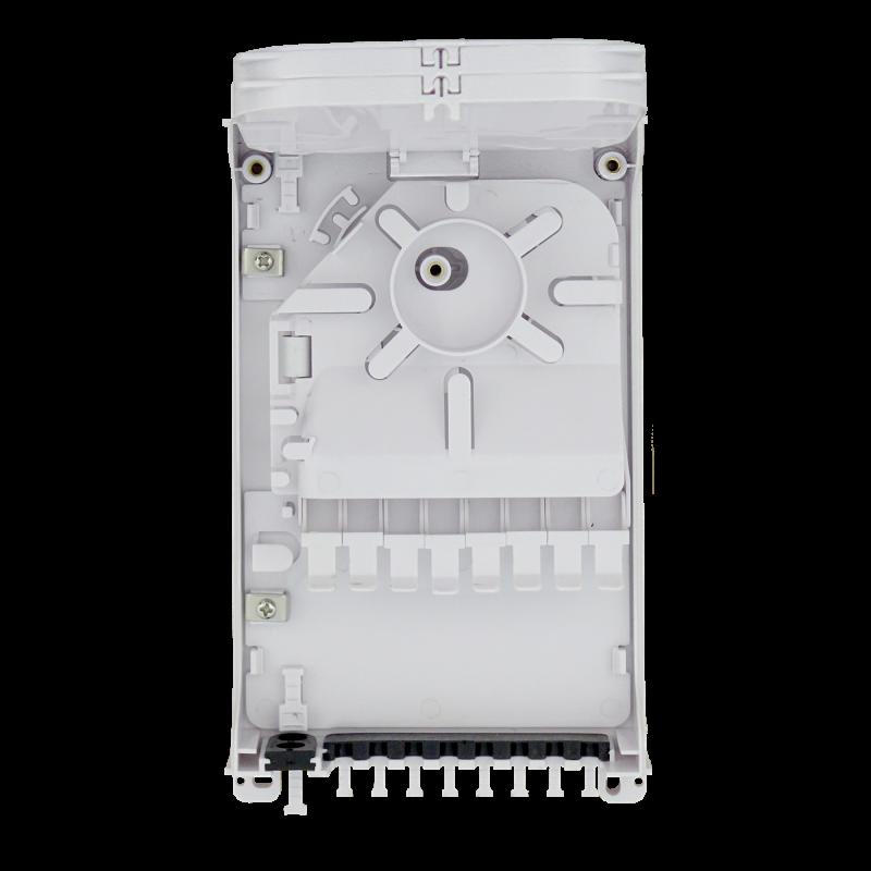 Samm Teknoloji - Indoor Termination Box   8 Patch 48 Fibers 8 Ports (1)