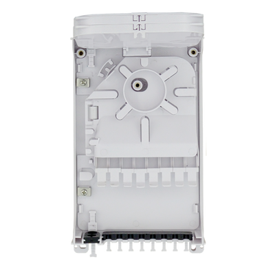 Samm Teknoloji - Indoor Termination Box | 8 Patch 48 Fibers 8 Ports (1)