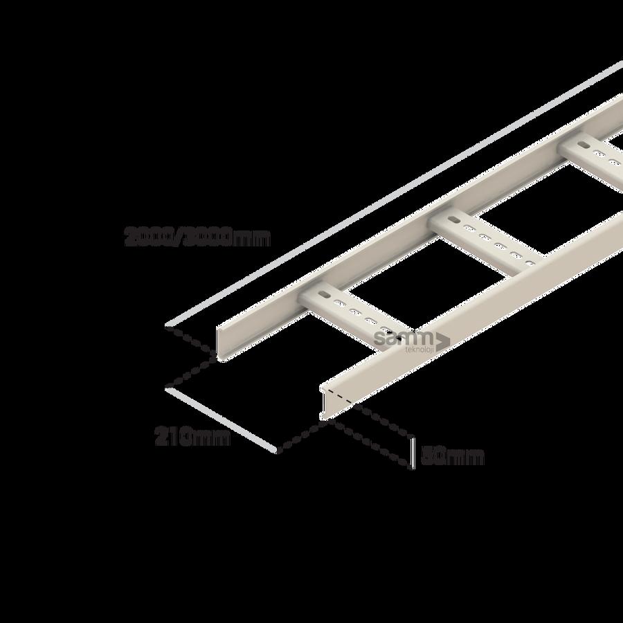 Samm Teknoloji - Merdiven | 210mm Kablo Merdiveni (1)