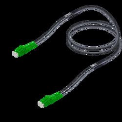 Samm Teknoloji - LC/APC-LC/APC | Single Mode G657.A2 Universal Breakout | 4.8x2.0mm