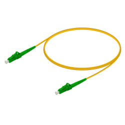Samm Teknoloji - LC/APC-LC/APC | Single Mode G657.A2 Simplex Patch Cord | 2.0mm