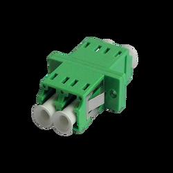 - LC Duplex Adapter | w/ Flange (1)