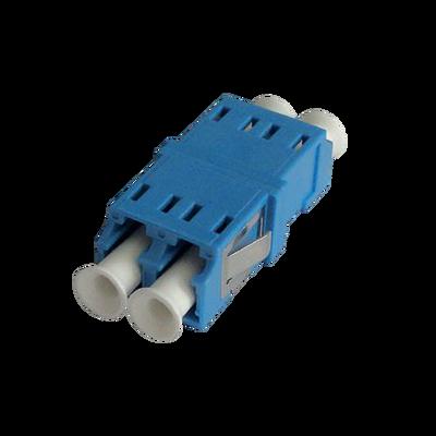 - LC Duplex Adapter | w/o Flange