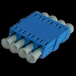 - LC Quad Adapter | w/o Flange