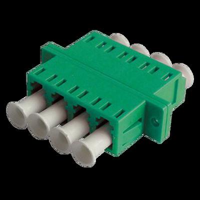- LC Quad Adapter | w/ Flange (1)