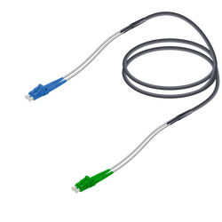 Samm Teknoloji - LC/UPC-LC/APC | Single Mode G657.A2 Çelik Korugeli Breakout | 4.8x2.85mm