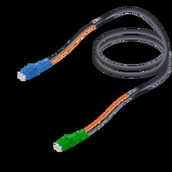 Samm Teknoloji - LC/UPC-LC/APC | Single Mode G657.A2 Universal Breakout | 7.0x2.0mm