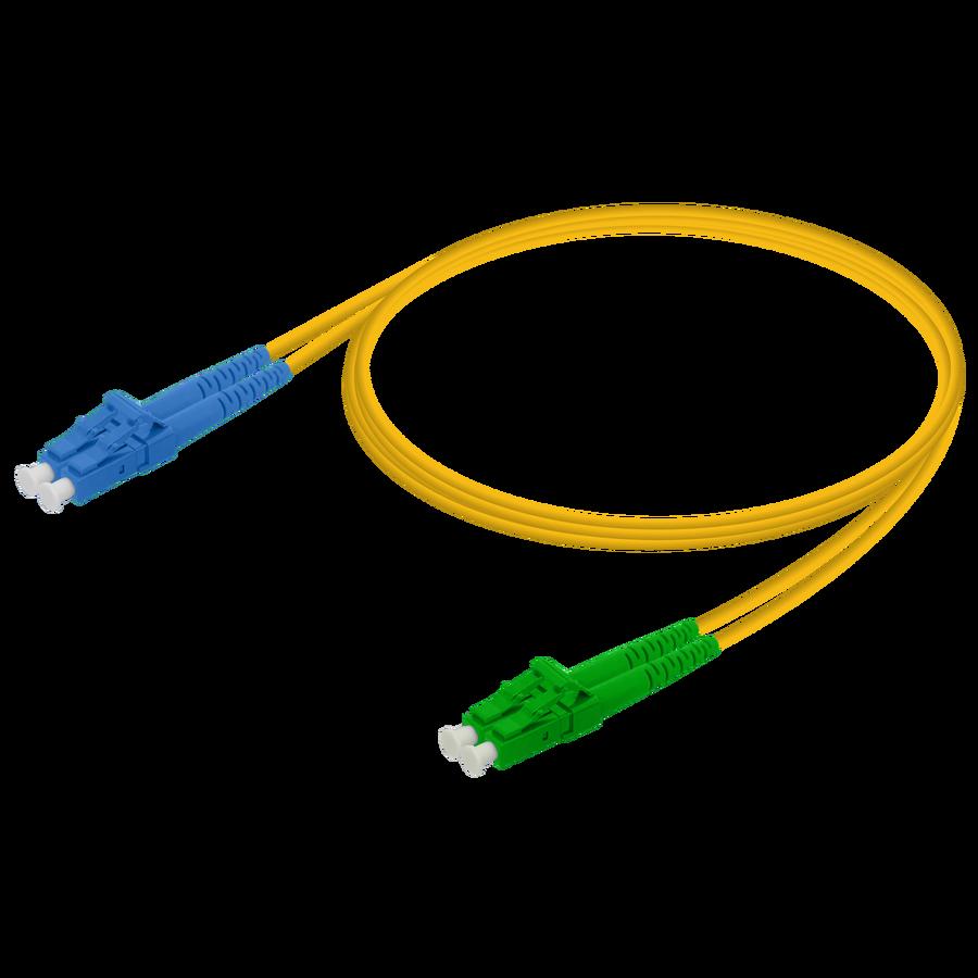 Samm Teknoloji - LC/UPC-LC/APC | Single Mode G657.A2 Duplex Patch Cord | 2.0x4.1mm
