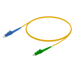 Samm Teknoloji - LC/UPC-LC/APC | Single Mode G657.A2 Simplex Patch Cord | 2.0mm