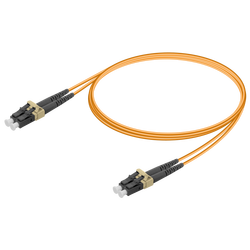 Samm Teknoloji - LC/UPC-LC/UPC | Multi Mode G651.OM1 Duplex Patch Cord | 2.0x4.1mm