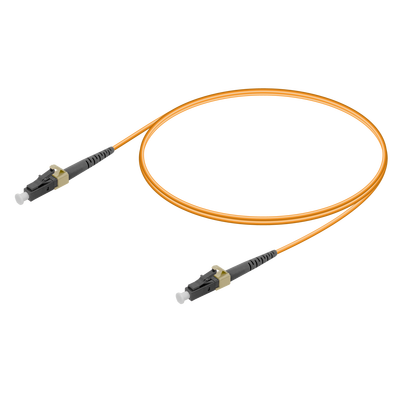 Samm Teknoloji - LC/UPC-LC/UPC | Multi Mode G651.OM1 Simplex Patch Cord | 2.0mm