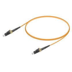 Samm Teknoloji - LC/UPC-LC/UPC | Multi Mode G651.OM2 Simplex Patch Cord | 2.0mm