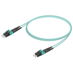 Samm Teknoloji - LC/UPC-LC/UPC | Multi Mode G651.OM3 Duplex Patch Cord | 2.0x4.1mm