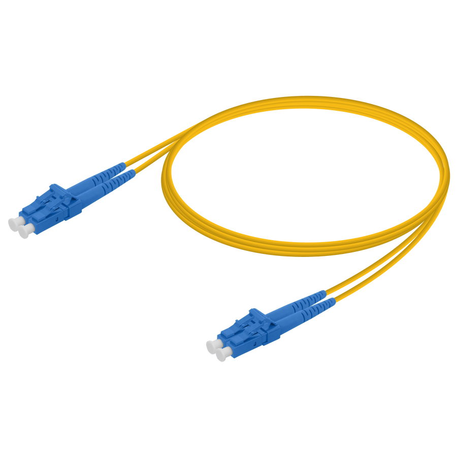 Samm Teknoloji - LC/UPC-LC/UPC | Single Mode G657.A2 Duplex Patch Cord | 2.0x4.1mm