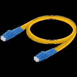Samm Teknoloji - LC/UPC-LC/UPC | Single Mode G657.A2 Duplex Patch Cord | 2.0x4.1mm