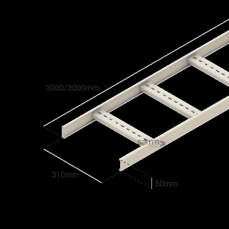 Samm Teknoloji - Merdiven | 310mm Kablo Merdiveni (1)