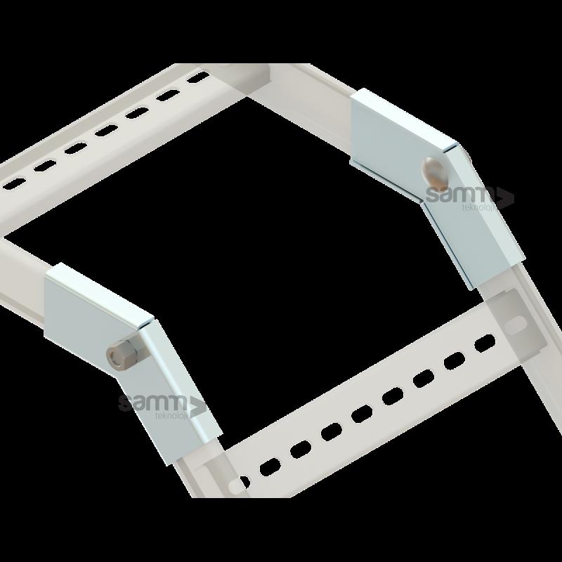 Samm Teknoloji - Merdiven | Dikey İniş Birleştirme Kiti 45° (1)