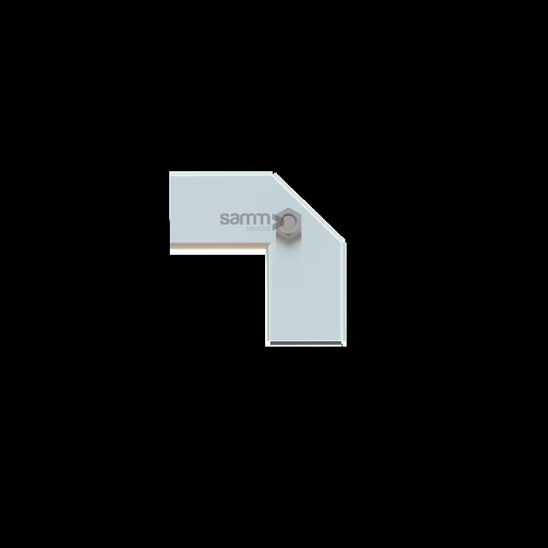 Samm Teknoloji - Merdiven | Dikey İniş Birleştirme Kiti 90°