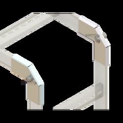 Samm Teknoloji - Merdiven | Dikey İniş Birleştirme Kiti 90° (1)
