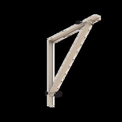 Samm Teknoloji - Merdiven | Duvar Bağlantı Üçgen Köşebent - 510