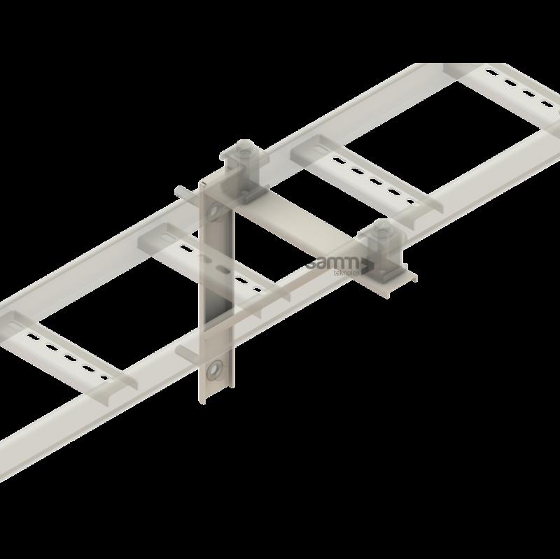 Samm Teknoloji - Merdiven | Duvar Bağlantı Üçgen Köşebent - 510 (1)