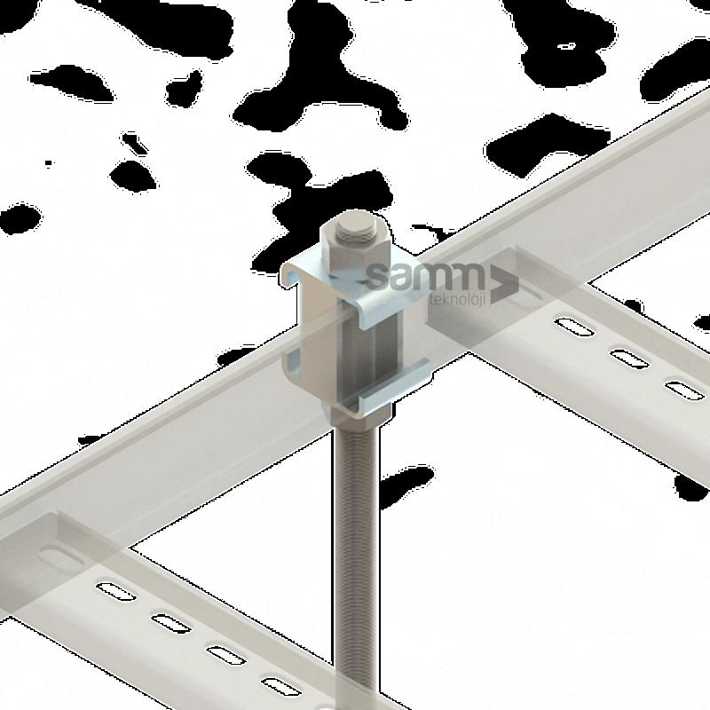 Samm Teknoloji - Merdiven | Kabinet Üstü Tij Seti (1)