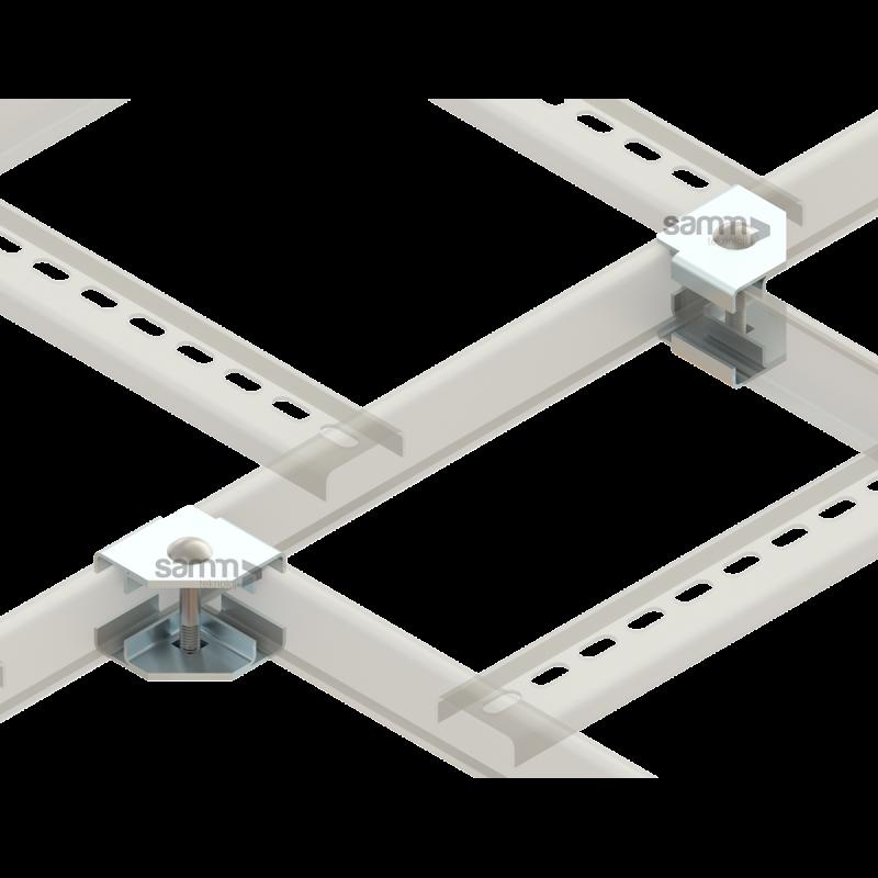 Samm Teknoloji - Merdiven | Köşe Bağlantı Seti (1)