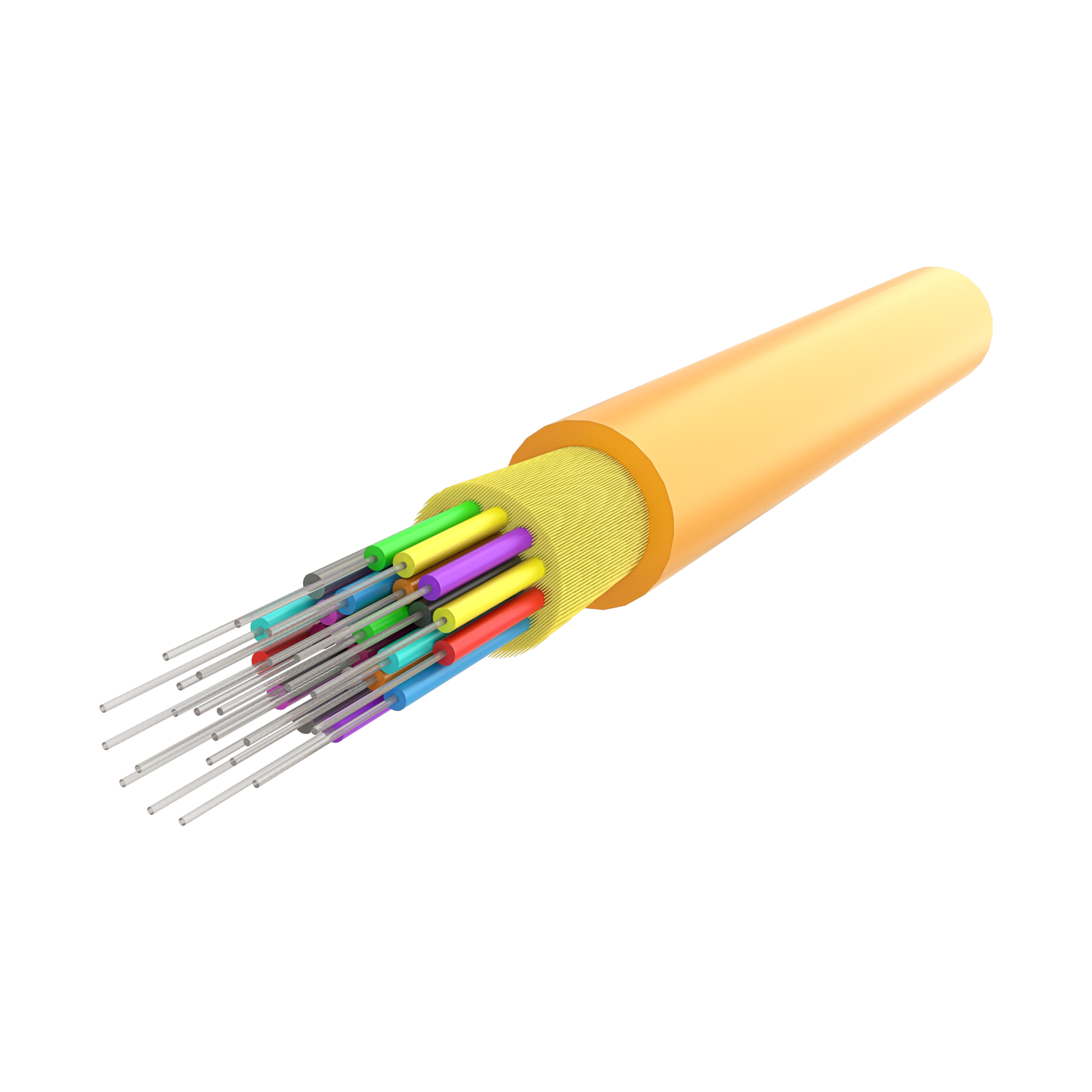Mini Breakout Cable 7.2 mm   I-V(ZN)H 1x24   1000 meters
