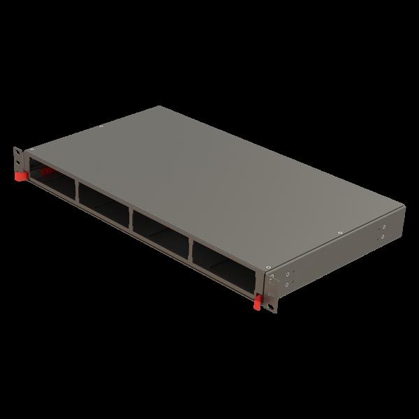 Samm Teknoloji - Modular High Density Panel   1U 4 Slots