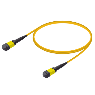 Samm Teknoloji - MTP Elite Dişi-Dişi Patch Cord | Base-12 | Single Mode G657.A2 | 3.0mm