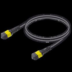 Samm Teknoloji - MTP Elite Dişi-Dişi Universal Patch Cord   Base-12   Single Mode G657.A2   4.8mm