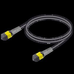 Samm Teknoloji - MTP Elite Dişi-Dişi Universal Patch Cord   Base-8   Single Mode G657.A2   4.8mm